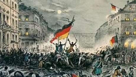 Berlim e a sublevação dos trabalhadores (1848)
