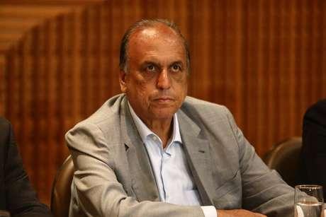 Ex-governador do Rio de Janeiro Luiz Fernando Pezão.