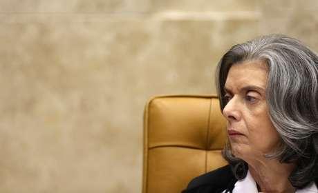 Presidente do Supremo, ministra Cármen Lúcia 01/02/2017 REUTERS/Adriano Machado