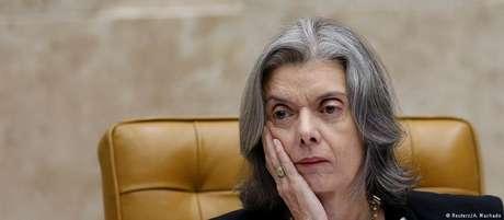 Cármen Lúcia deixa a presidência do Supremo Tribunal Federal