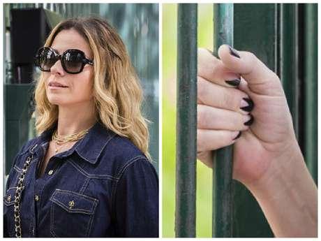 """Giovanna Antonelli em """"A Regra Do Jogo"""" (Fotos: TV Globo/Divulgação)"""