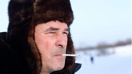 O mercado de cigarros russos movimenta cerca de US$ 22 bilhões