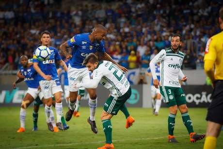 Cruzeiro 1 x 0 Palmeiras