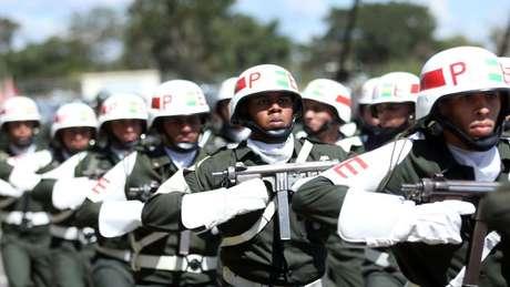 Emprego de militares em crises de segurança pública tornou-se frequente nos últimos anos (Foto: Agência Brasil)
