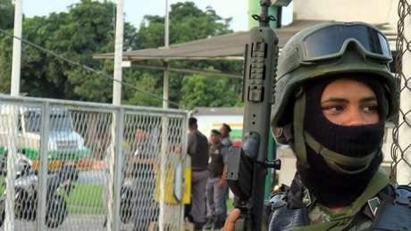 Militares foram acionados para proteger refinarias e desobstruir estradas durante a greve (Foto: Agência Brasil)
