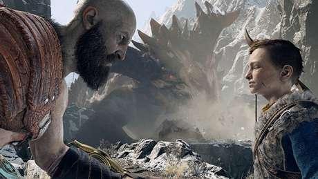 É melhor obedecer seu pai, moleque... Ele é o Kratos, lembra?