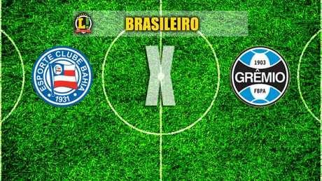 Apresentação - Bahia x Grêmio