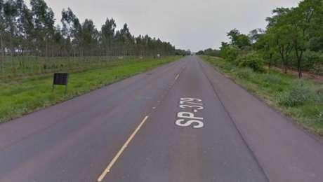 O acidente ocorreu na rodovia Roberto Mário Pedrosa (SP-379), em Irapuã, interior de São Paulo