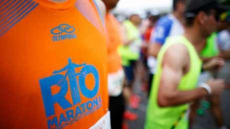 Maratona do Rio de Janeiro aconteceu neste domingo