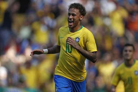 Neymar é o brasileiro mais valioso do mundo, segundo o estudo