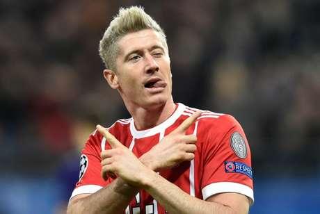 Juventus entrou na briga para tirar Lewandowski do Bayern (Foto: JOHN THYS / AFP)