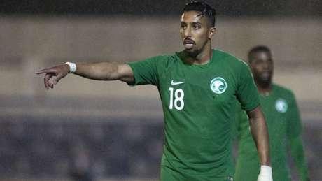 Arábia Saudita confirma os 23 jogadores que vão para a Copa (Foto: AFP)