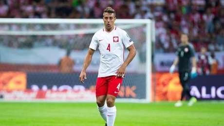 Thiago Cionek, paranaense naturalizado, vai defender a Polônia na Copa do Mundo da Rússia