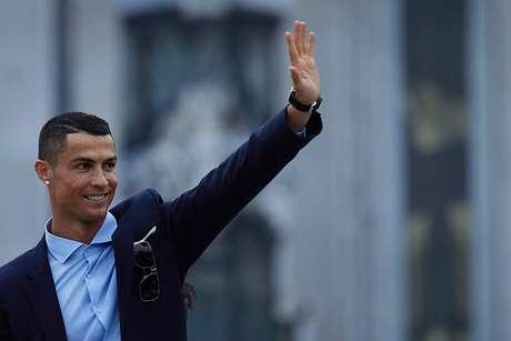 Cristiano Ronaldo deve à Fazenda espanhola