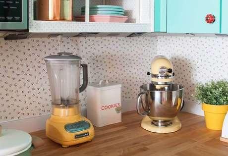 2. Invista em uma boa bancada para cozinha decorada