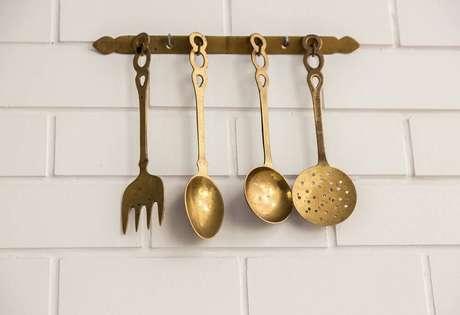 3. Os detalhes podem fazer toda a diferença na cozinha decorada
