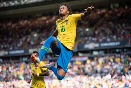 Um dos jogadores mais importantes do elenco do Brasil, Neymar pode levar a Seleção até o sonhado hexa