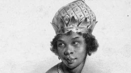 Njinga Mbandi, rainha de Ndongo e Matamba, viveu entre 1583 e 1663