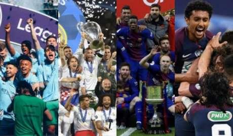 310 clubes de 56 nações  de onde vêm os atletas da Copa do Mundo-2018 0f308b33db144