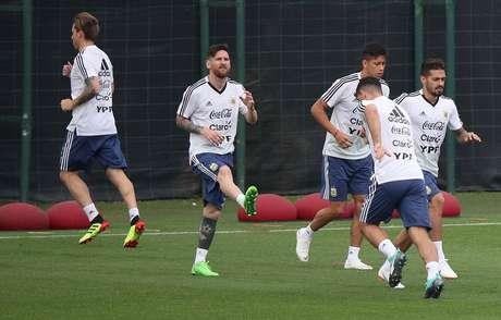 Com o cancelamento, a seleção da Argentina não terá mais amistosos antes da estreia na Copa