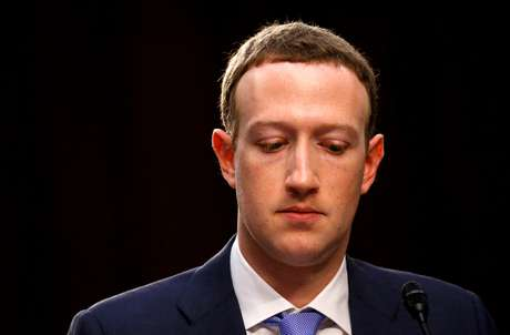 O CEO do Facebook, Marck Zuckerberg