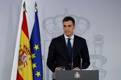 Premiê espanhol Pedro Sánchez anuncia gabinete em Madri  6/6/2018    REUTERS/Susana Vera