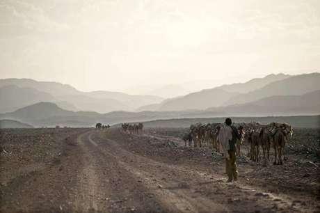 Guerra por área na fronteira entre Etiópia e Eritreia matou pelo menos 70 mil pessoas entre 1998 e 2000