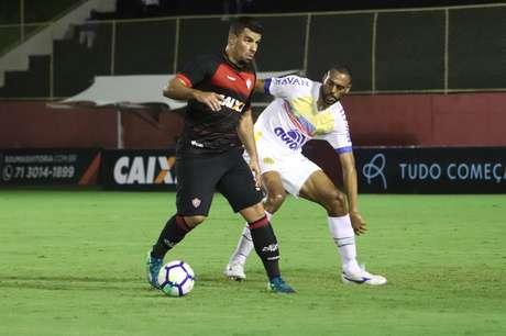 Vitória venceu a Chapecoense por 1 a 0