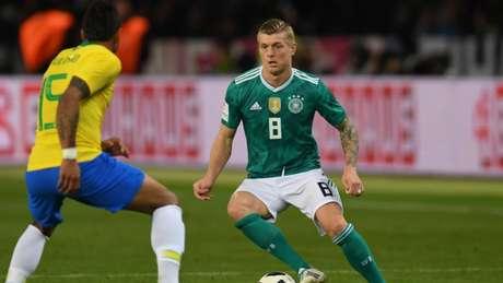 Alemanha e Brasil seguem no topo do ranking da Fifa (Foto: AFP)