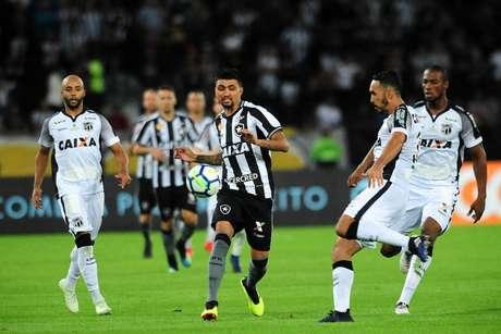Botafogo e Ceará empataram em 0 a 0