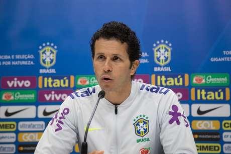 Médico Rodrigo Lasmar, responsável pela Seleção Brasileira