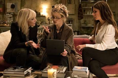 Cate, Helena e Sandra (Foto: Divulgação)