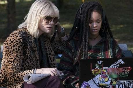 Cate Blanchett e Rihanna (Foto: Divulgação)