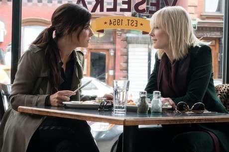 Sandra Bullock e Cate Blanchett (Foto: Divulgação)