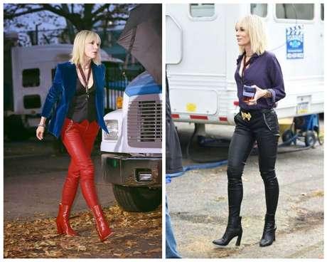 Cate Blanchett (Fotos: Divulgação)