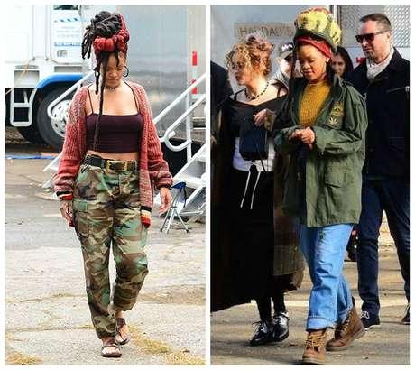 Rihanna (Fotos: Divulgação)