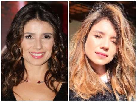 Transformação da Paula Fernandes (Fotos: Thiago Duran/AgNews - @paulafernandes/Instagram/Reprodução)