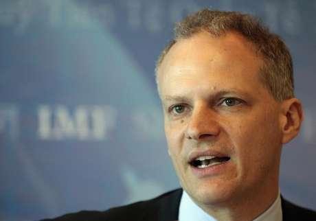 Diretor do FMI para o Hemisfério Ocidental, Alejandro Werner 06/05/2013 REUTERS/Andres Stapff