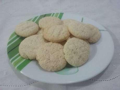 Biscoitinhos de polvilho da Vó Terezinha