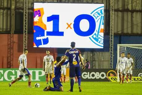 Paraná bateu o Bahia por 1 a 0