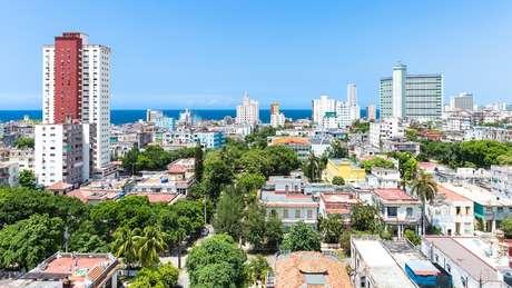 Havana foi considerada pela FAO a cidade 'mais verde' da América Latina e do Caribe