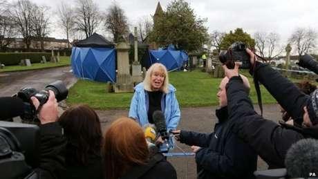 Polícia escocesa afirmou, em 2014, que pai de Sandra tornou-se o principal suspeito da morte de Moira, mas ele já havia falecido