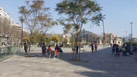 'Superilhas' desestimularam o uso de automóveis em Barcelona e ampliaram espaços públicos