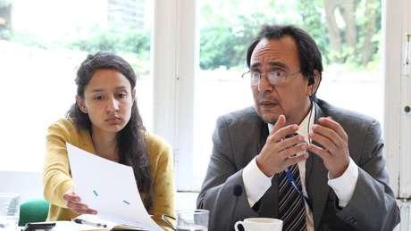 Denúncia que será apresentada por Berta Zuñiga se apoia em conclusões de grupo de investigadores do qual o advogado Miguel Ángel Urbina Martínez faz parte