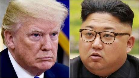 Encontro entre Trump e Kim Jong-un está previsto para a terça, 12, em Cingapura