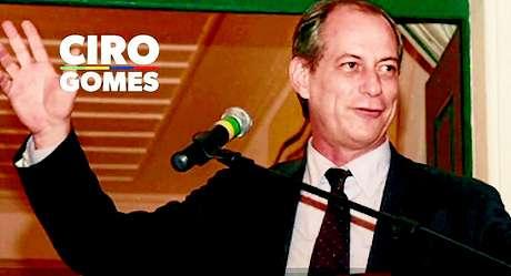Pré-candidato do PDT nas eleições 2018, Ciro Gomes resgata histórico na política.