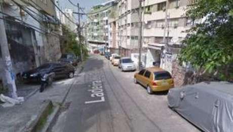Ladeira dos Tabajaras, em Copacabana, zona sul do Rio