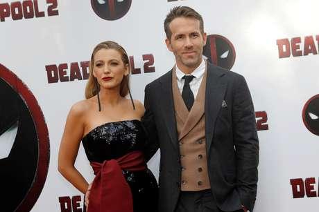Blake Lively e Ryan Reynolds, casal costuma brincar um com o outro nas redes sociais