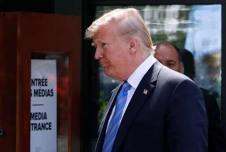 Trump retira apoio dos EUA a comunicado do G7