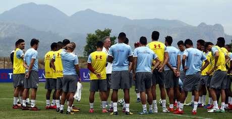 Grupo tem sofrido com lesões e suspensão nesta fase do campeonato (Foto: Nelson Perez/Fluminense F.C.)